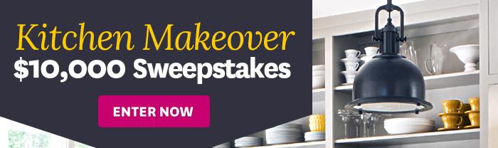 BHG.com/10kSweeps - BHG $10,000 Kitchen Makeover Sweepstakes