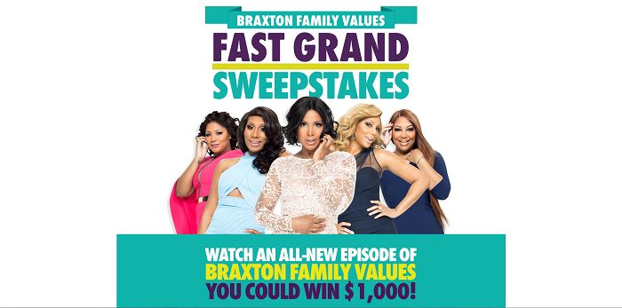 Fast Grand Sweepstakes