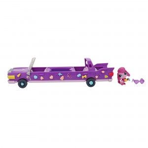 Littlest Pet Shop Limo