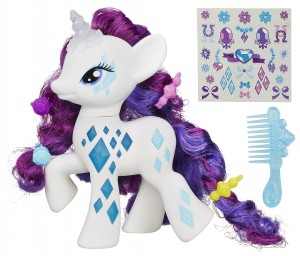 My Little Pony Glamour Glow Rarity Pony