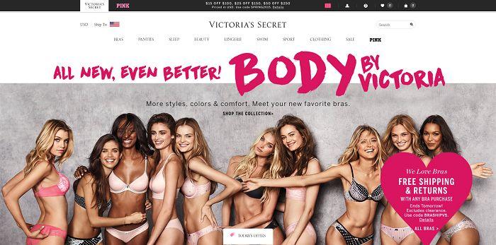 Victoria's Secret Lucky You Giveaway