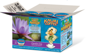 kauai coffee box