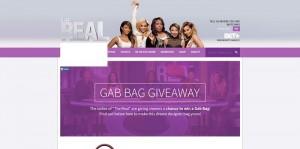 Prada Gab Bag Giveaway