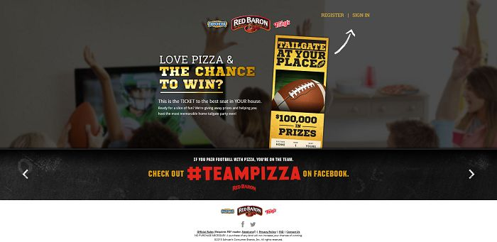 TailgateAtYourPlace.com - Tailgate at Your Place Promotion