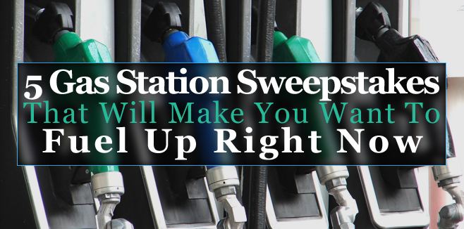 Gas Station Sweepstakes