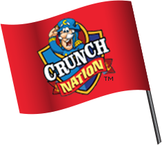 Crunch Nation Flag