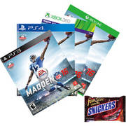 madden nfl 16 snickers