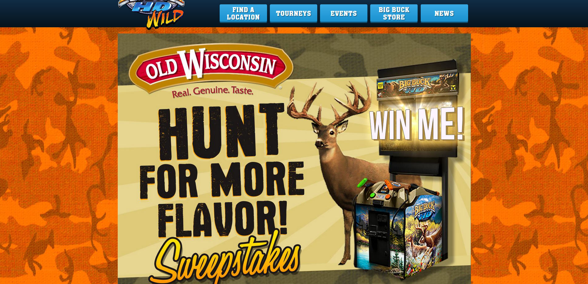 BigBuckHD.com/MeatSnacks - Hunt For More Flavor Sweepstakes