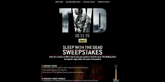 AMC.com/SleepWithTheDead