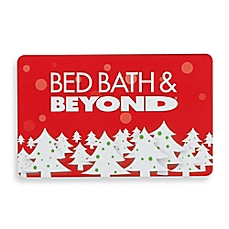Bed Bath Beyond gift card