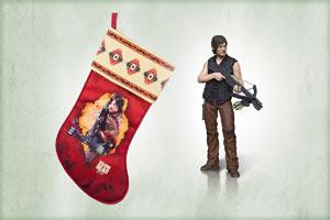 Daryl Christmas Prize Pack
