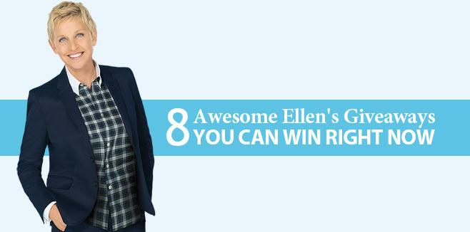 Ellen Huggies Giveaway