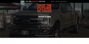 SuperDutyDrive.com: 2017 Ford Super Duty The Future Of Tough Sweepstakes