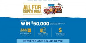 Super Bowl 50 Sweepstakes At Albertsons
