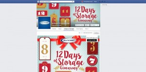 Suncast 12 Days of Storage Giveaway