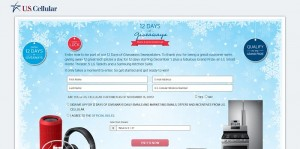 U.S. Cellular 12 Days of Giveaways