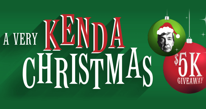 Investigation Discovery A Very Kenda Christmas $5K Giveaway (InvestigationDiscovery.com/Giveaway)