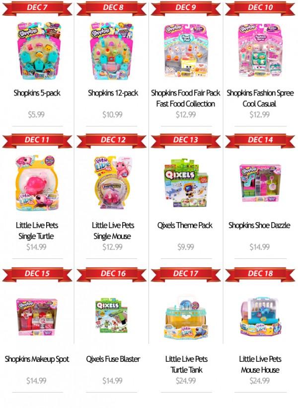 Moose Toys Prizes