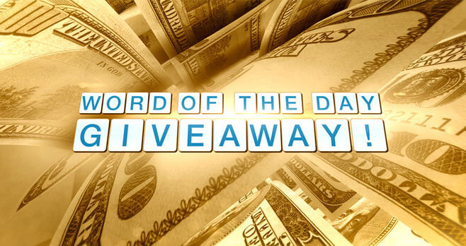 The Doctors Word of the Day Giveaway 2017 (TheDoctorsTV.com/Giveaways)