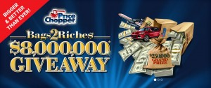 Bags2Riches.com - Price Chopper Bags2Riches 2016 Game