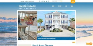 Myrtle Beach Beach House Vacation Giveaway