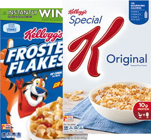 Kellogg's See You At Breakfast Participating Products