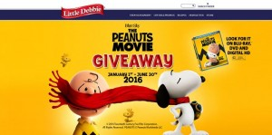 The Peanuts Movie Giveaway