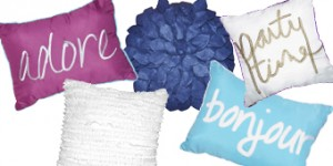 Seventeen Magazine's Throw Pillow Sweepstakes