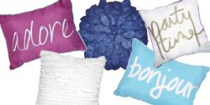 Seventeen Magazine's Throw Pillow Sweepstakes