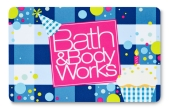 bath body works gift card