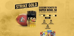Pepsi Strike Gold Scratch Card Promotion
