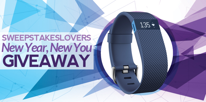 Sweepstakes Lovers New Year, New You Giveaway