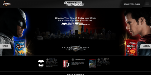 DoritosBatmanvsSuperman.com - DORITOS Batman vs Superman Promotion