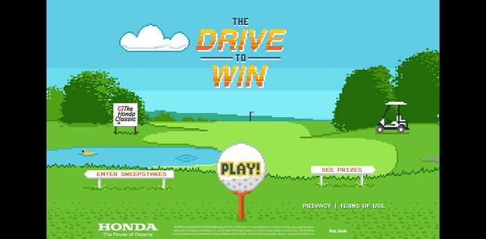 HondaDriveToWin.com - 2016 Honda Classic Drive To Win Sweepstakes