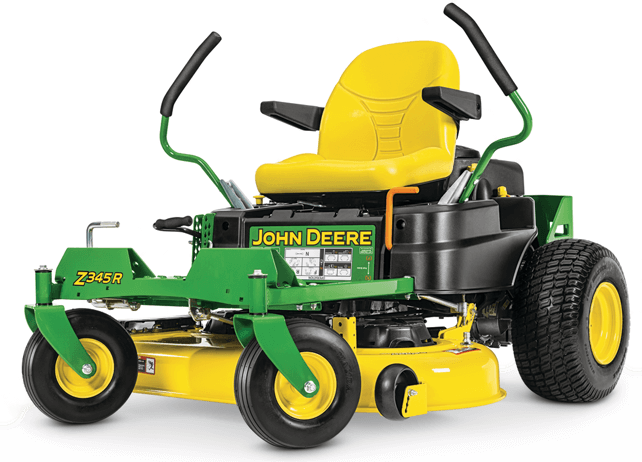 John Deere Z345R ZTrak