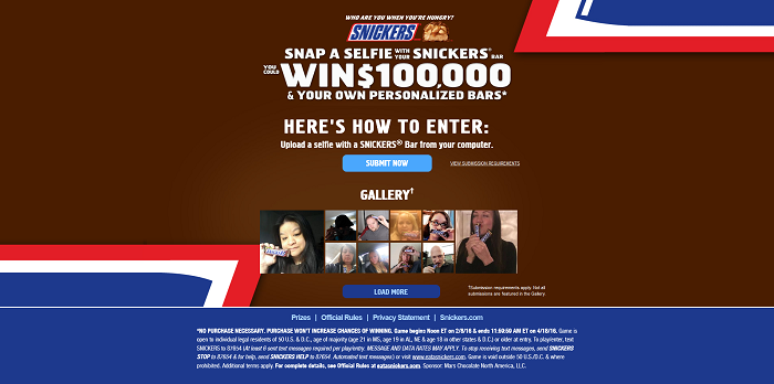 EatASnickers.com - SNICKERS Who Are You When You're Hungry? Game & Sweepstakes