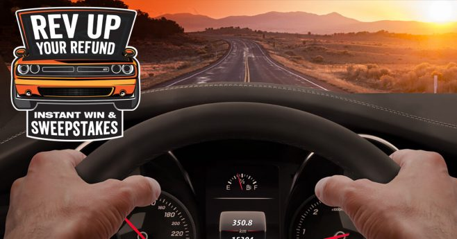 AutoZone Tax Time Sweepstakes And Instant Win Game (AutoZoneTaxTime.com)