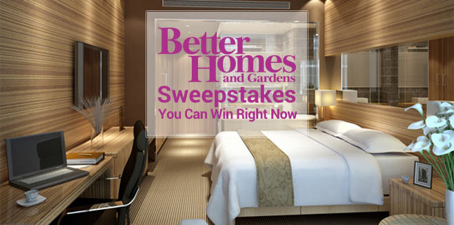 bhg sweepstakes 2016