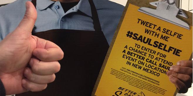 cinnabon #saulselfie sweepstakes