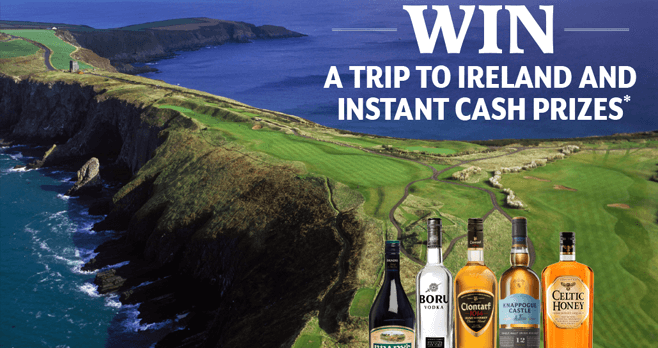 Irish To The Core Sweepstakes 2017 (Irish2Core.com)