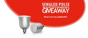 Sengled Pulse: JBL Bluetooth Speaker Bulb Giveaway