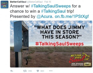 talkingsaulsweeps question february 15
