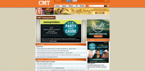 CMT ACM Party for a Cause Festival Trip Giveaway