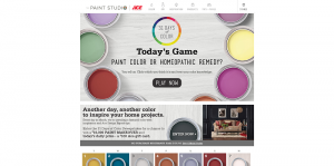 Ace Hardware 31 Days of Color Sweepstakes