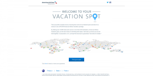 American Airlines Your Vacaction Spot Sweepstakes
