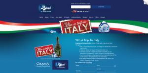 Baci Win A Trip To Italy Sweepstakes