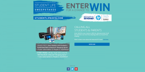 Bed Bath & Beyond Student Life 2016 Sweepstakes