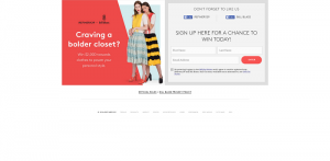 Refinery29 + Bill Blass Sweepstakes
