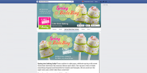 Cake Boss Baking Spring, Bada Bing! 2016 Sweepstakes