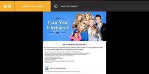 USA Network Can You Chrisley Sweepstakes